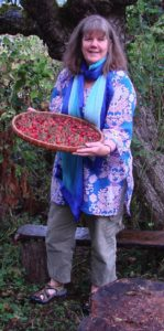 Julie and Wild Rose Hips